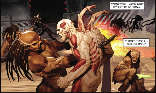 Is It Good? Alien vs. Predator: Fire and Stone #2 Review