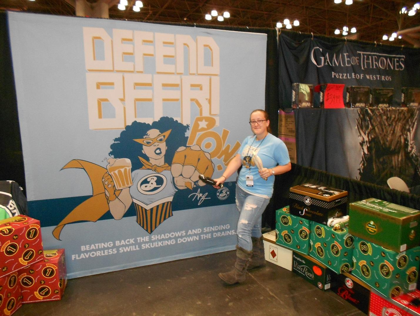 Beer Geeks: NYCC 2014 Stays Thirsty