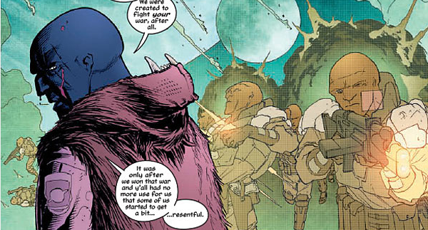 Is It Good? Copperhead #3 Review