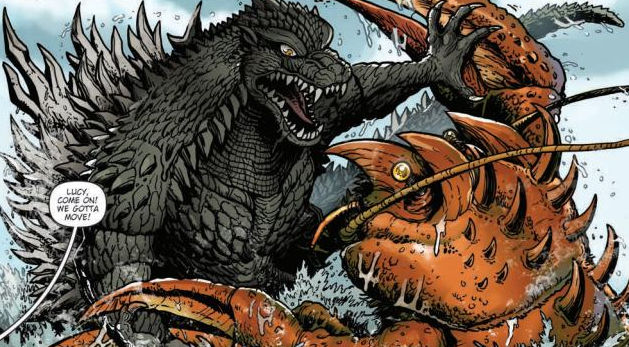 Is It Good? Godzilla: Rulers of Earth #18 Review
