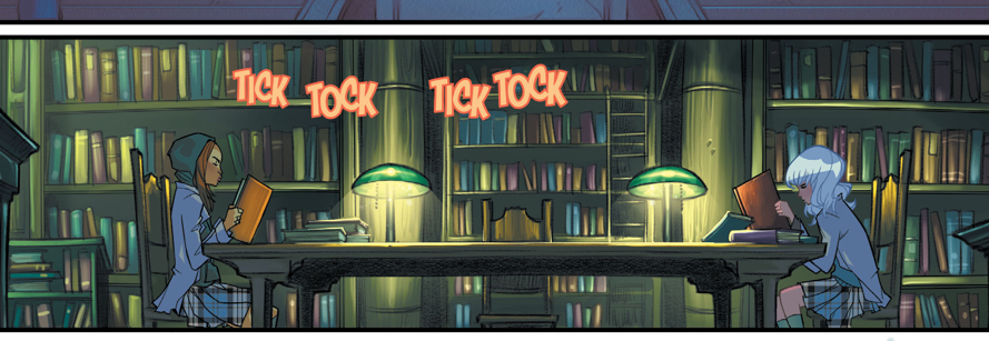 Is It Good? Gotham Academy #2 Review