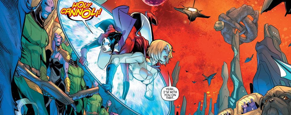 Is It Good? Harley Quinn #12 Review