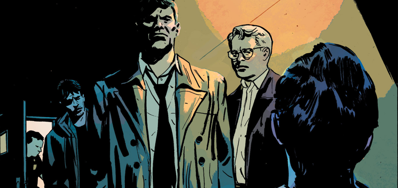 Is It Good? Outcast #5 Review