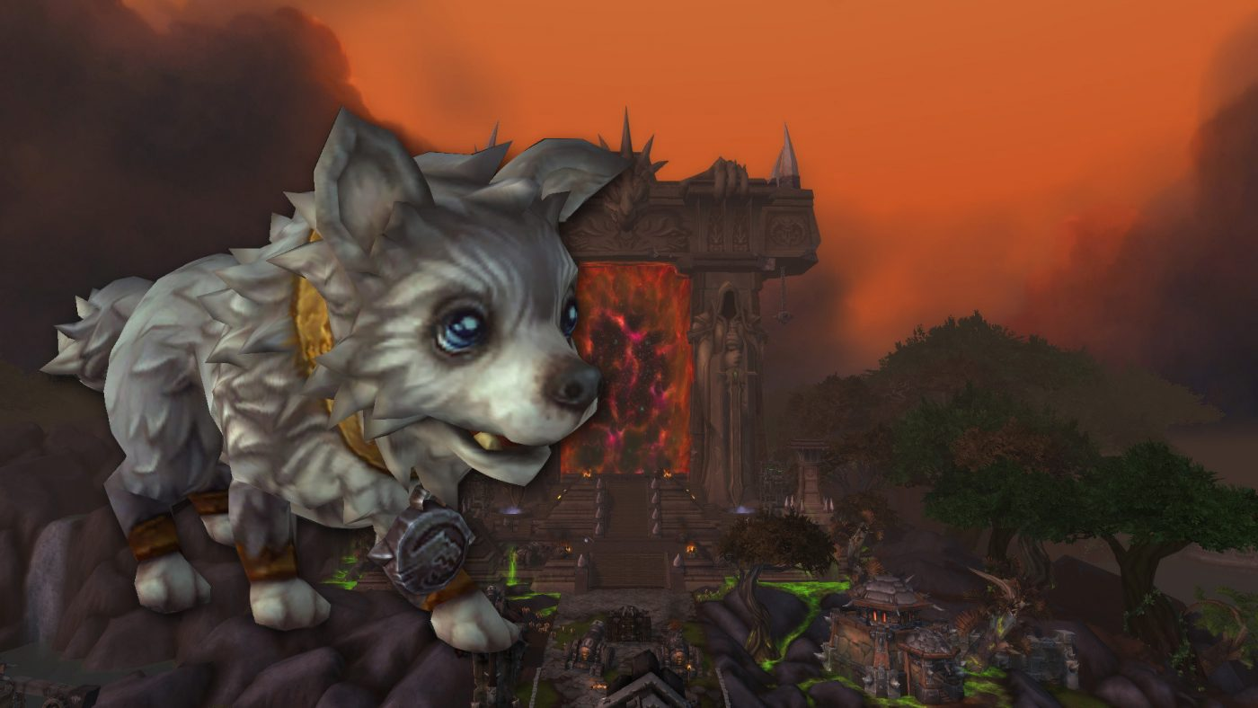 Must Have 'World of Warcraft: Warlords of Draenor' Battle Pets