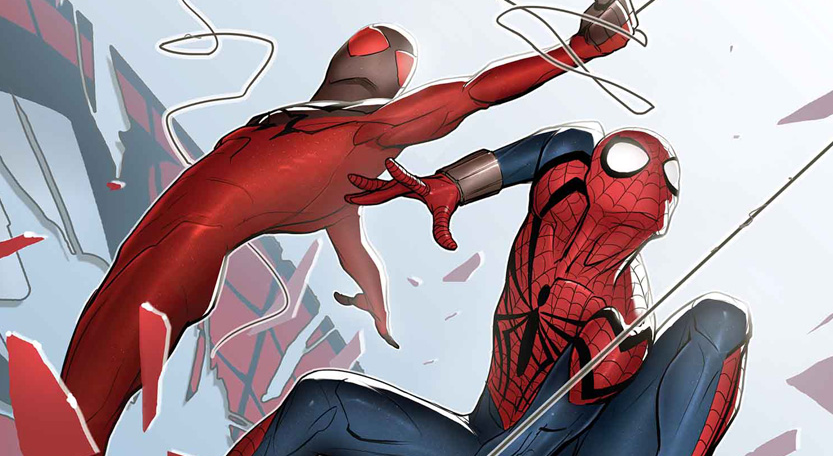 Is It Good? Scarlet Spiders #1 Review