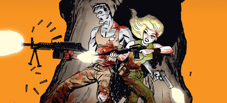 Is It Good? Star Spangled War Stories Featuring GI Zombie #4 Review