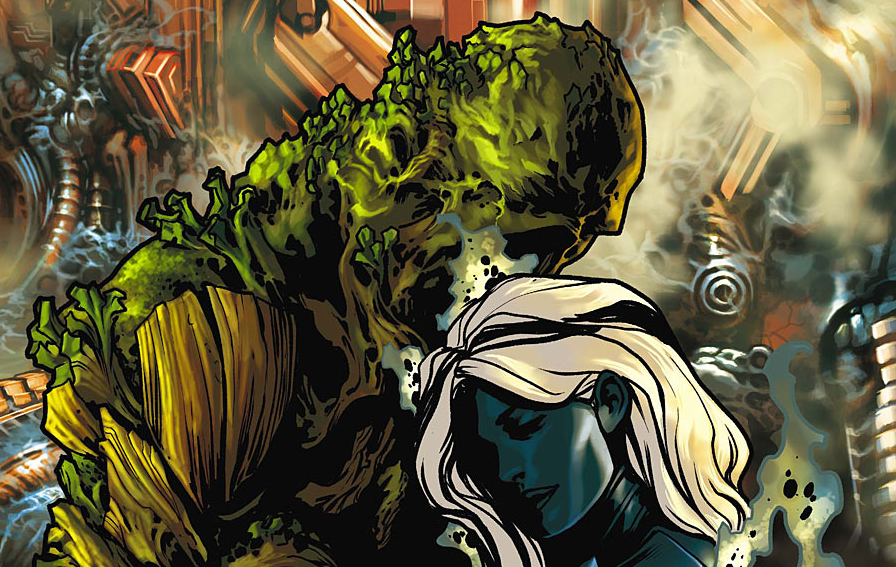 Is It Good? Swamp Thing #36 Review