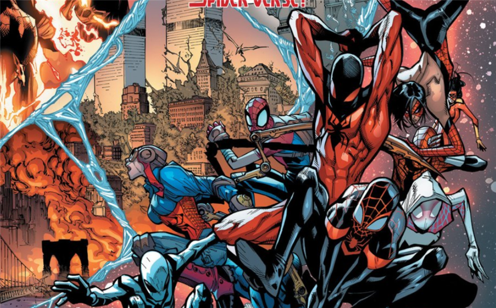 Is It Good? Spider-Verse #1 Review