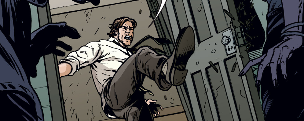 Is It Good? Fables: The Wolf Among Us #1 Review