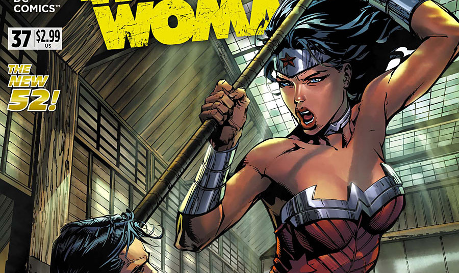 This week we get Finch's second issue of Wonder Woman after assuming the role of the series' creative team. With Wonder Woman's mother having just melted, how will she react to the loss and how will she balance her responsibilities to the world of man and the island of Themyscira? And of course, is it good?