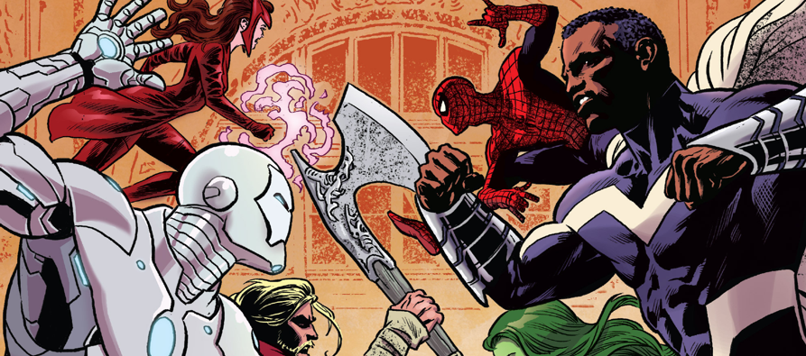 Is It Good? Captain America and the Mighty Avengers #3 Review