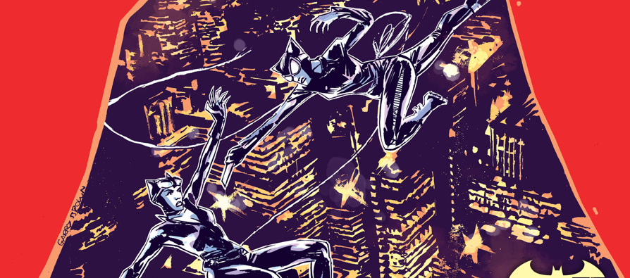 The last time Catwoman had an annual, it was during a rather dark time.  However, it's a new day and age for Catwoman and thusly, the prospect of a Catwoman annual doesn't have me running for the hills.