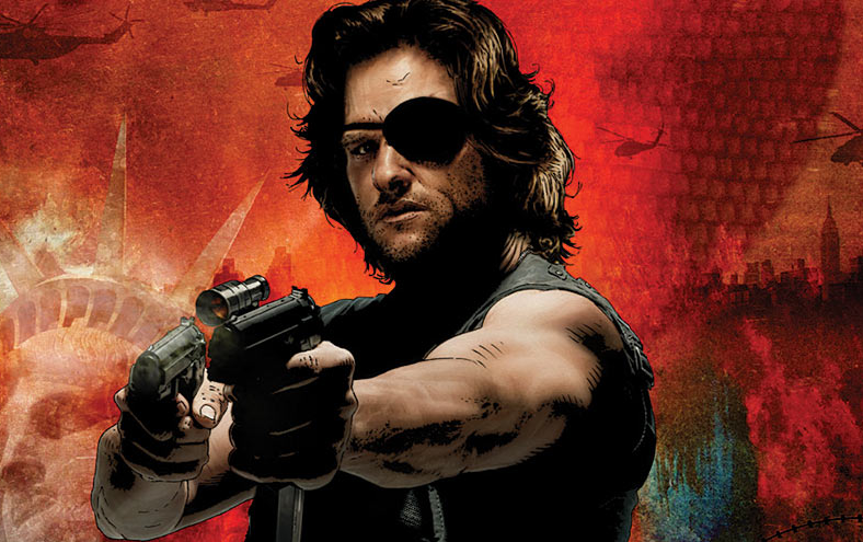 Snake Plissken returns with an attitude and a ton of Rambo-style action. But is it good?