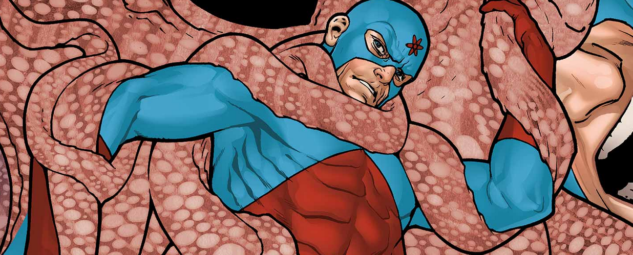 Is It Good? Futures End #34 Review