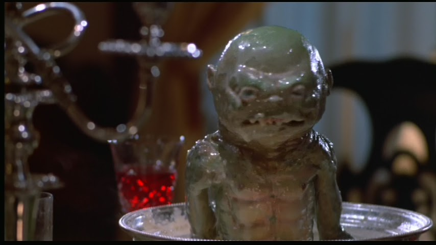 Outside of perhaps Critters, the most popular and most successful Gremlins rip-off would have to be Ghoulies.