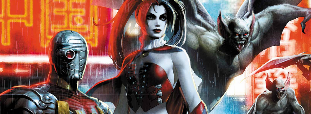 After the disastrous trip to Russia, the Suicide Squad sets off on their second mission of the series. With the addition of some new members and a familiar face, the team heads to China to disrupt a secret government lab. So is it good?