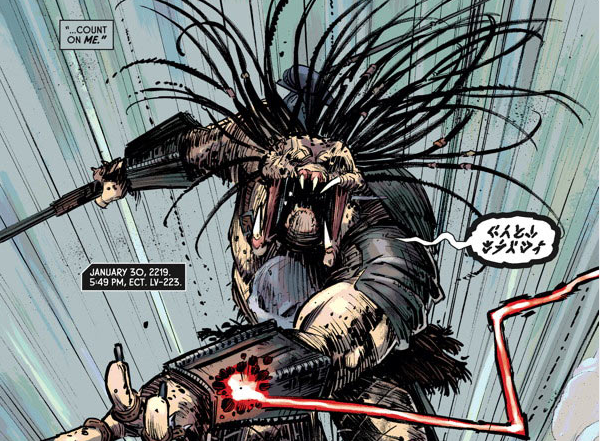Is It Good? Predator: Fire and Stone #3 Review