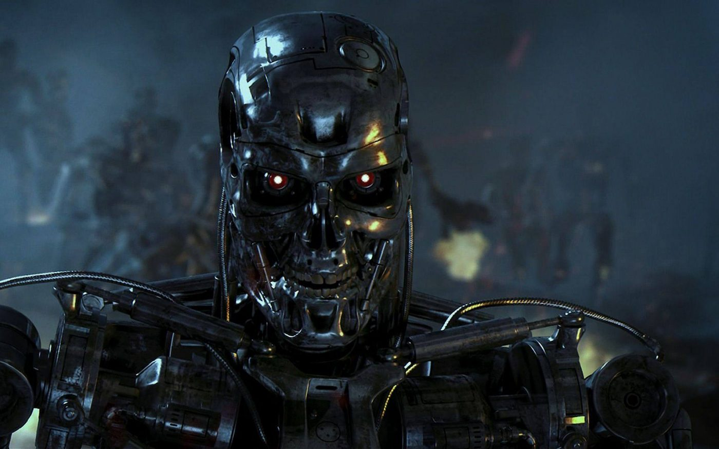 Terminator: Genisys Official Movie Trailer