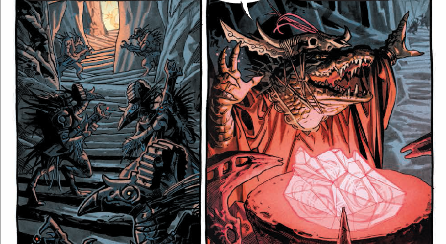 Is It Good? Tooth and Claw #2 Review