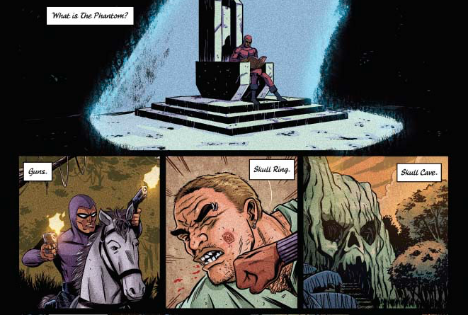 Is It Good? King: The Phantom #1 Review
