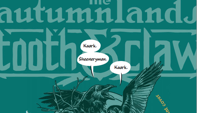 Is It Good? The Autumnlands: Tooth & Claw #3 Review