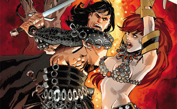 Is it Good? Conan Red Sonja #1 Review