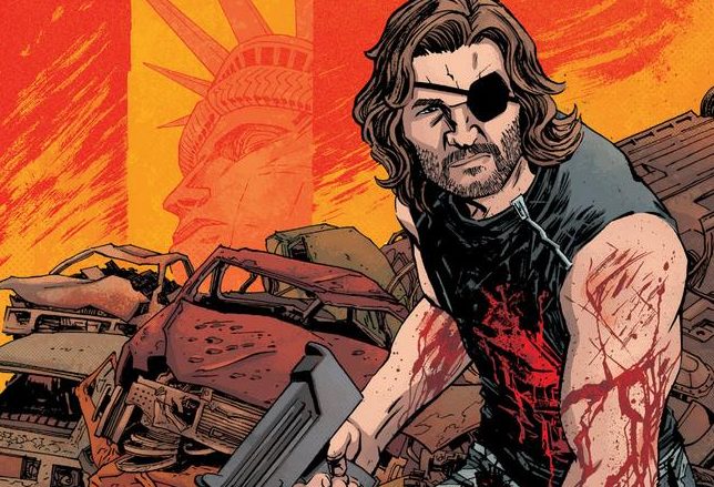 "Snake Plissken has made it to the ""free"" Republic of Florida, where he has his first run-in with the twin gods running the state. Is it good?"