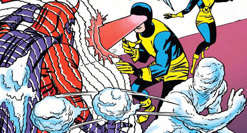 I'm crazy about X-Men and I've read most of the essential arcs and events, from Proteus through Onslaught. But you know what I never bothered with? The early issues. The stuff before the Claremont/Byrne era. Or, the old blue and yellow uniform days.