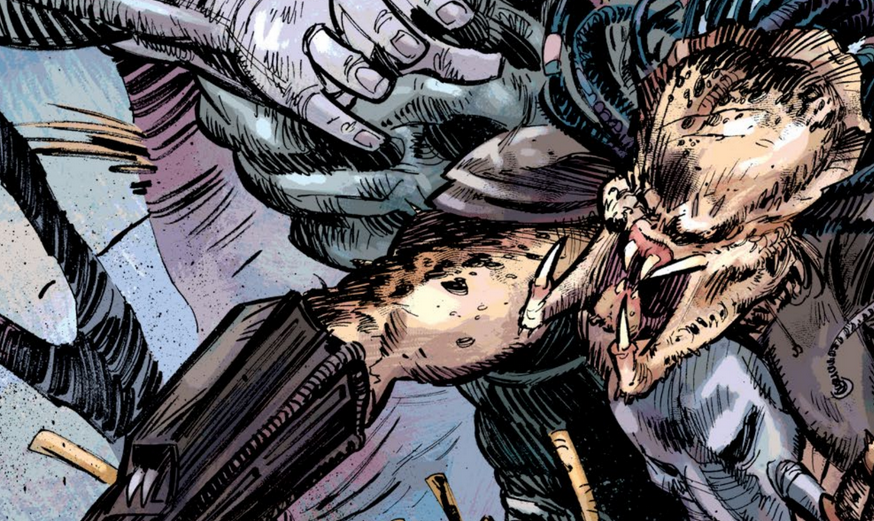 Is It Good? Predator: Fire and Stone #4 Review