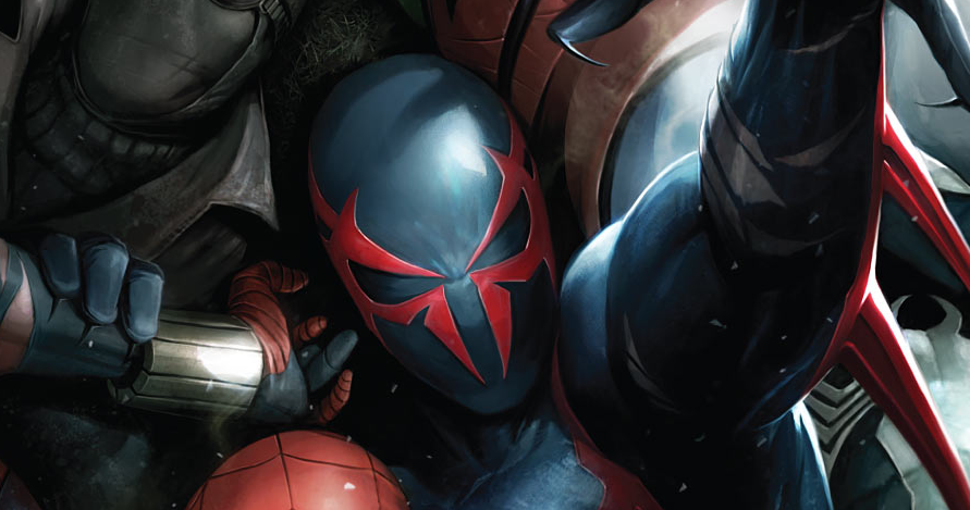 Is It Good? Spider-Man 2099 #8 Review