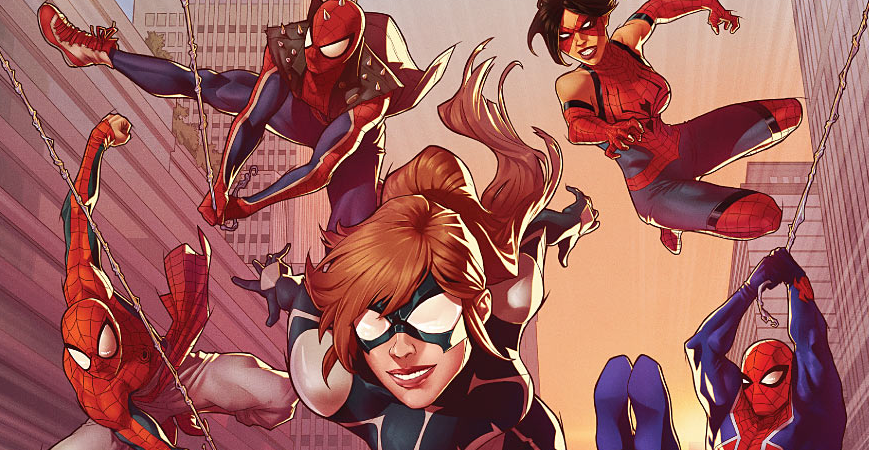 Is It Good? Spider-Verse Team-Up #3 Review