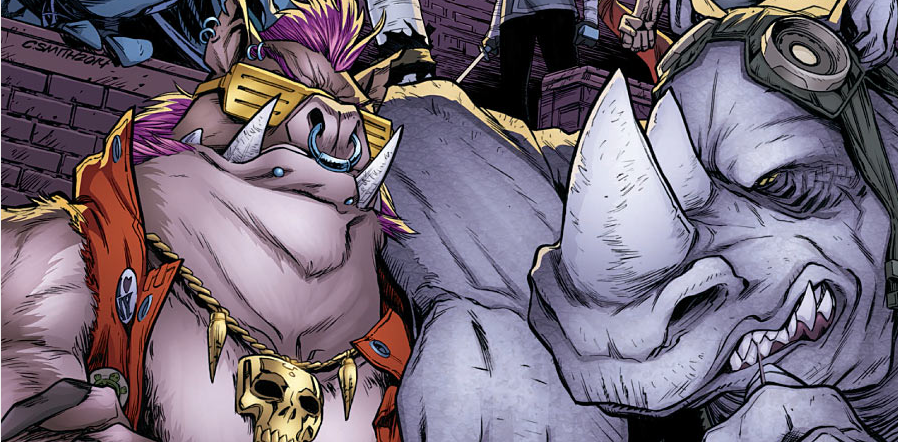 Is It Good? Teenage Mutant Ninja Turtles #42 Review