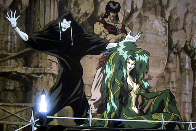 Vampire Hunter D Anime Characters : Vampire hunter d bloodlust review aipt