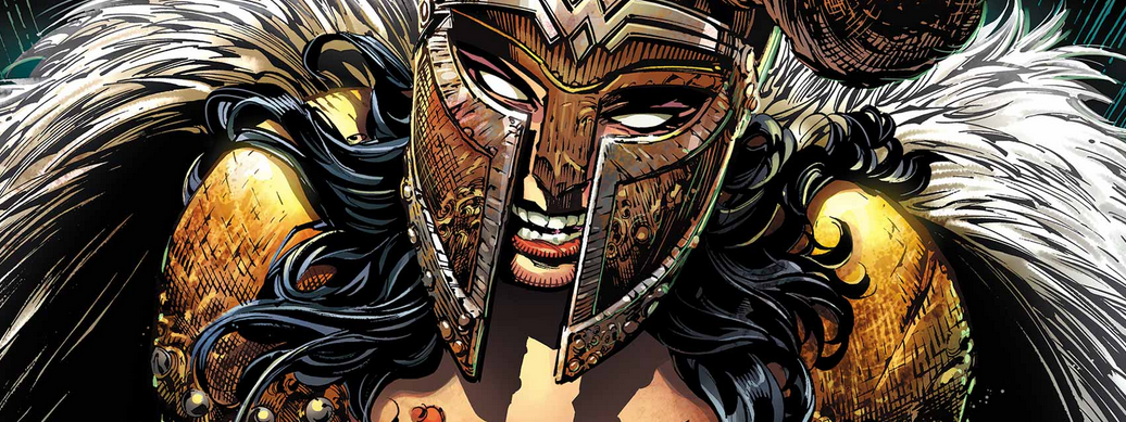 Is It Good?  Wonder Woman #38 Review