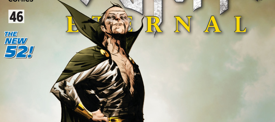 The last two issues basically involved us going in a circle and really learning nothing new in the story. It was rather dull and unfortunate, but hopefully things turn around with this issue. I mean, look at that cover! Ra's getting involved always means big things, right? Let's take a look.