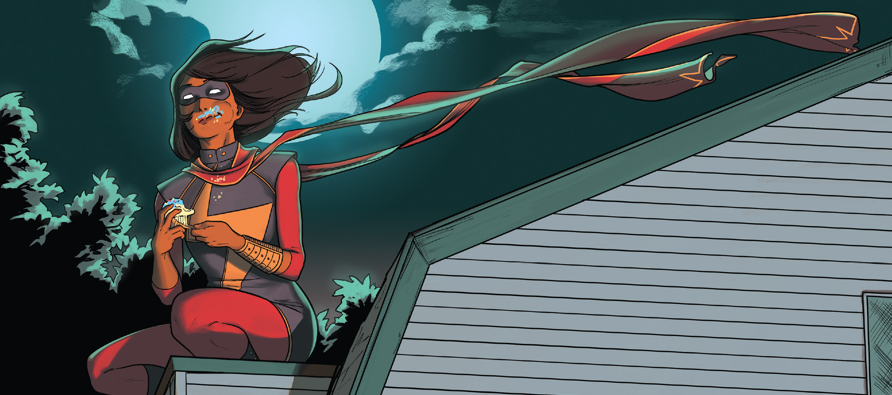 Is It Good? Ms. Marvel #11 Review