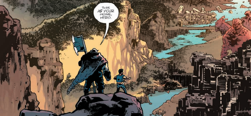 Is It Good? Birthright Vol. 1: Homecoming Review
