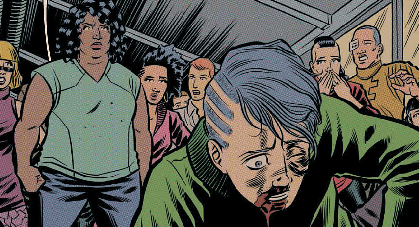 Is It Good? Bitch Planet #3 Review