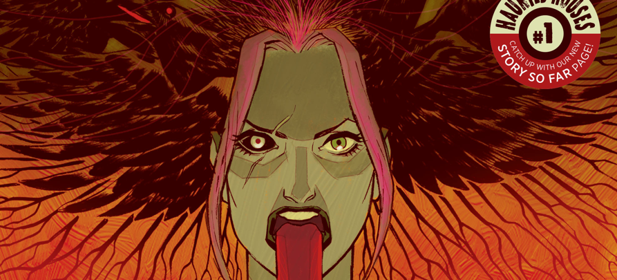 Is It Good? Coffin Hill #15 Review