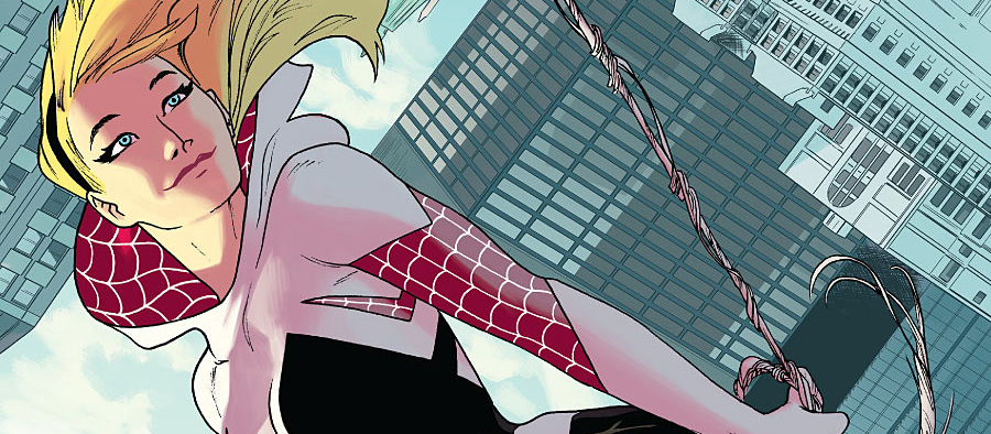 Is It Good?  Spider-Gwen #1 Review