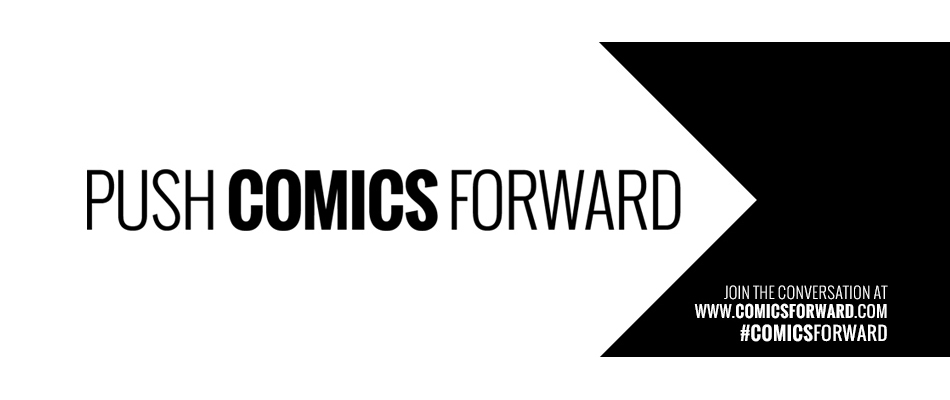 Recently, Boom! Studios had a press release about diversity in comics. In said release, Ross Richie, CEO and cofounder of Boom! Studios discussed a longing to open up a dialogue about comics appealing to a wider audience: an audience of diverse races and genders. There is even a hashtag for it, #comicsforward, as in Push #comicsforward. And, marketing ploy or not, I think this whole thing is wonderful.