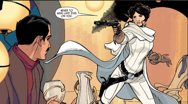 Is It Good? Princess Leia #2 Review