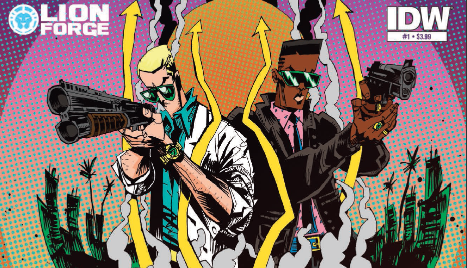 Is It Good? Miami Vice: Remix #1 Review