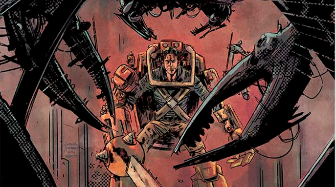 Is It Good? Army of Darkness #5 Review
