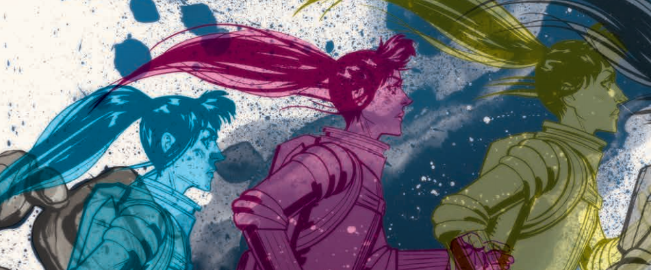 Unfortunately I missed reviewing the last issue of Shutter, since I was busy. However, surprise surprise, quite a few things happened in that issue and it feels like we got a new direction for this story. Where will this wild and crazy series take us now that things are about to get very trippy? Is it good?