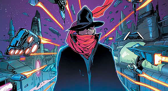 Is It Good? Altered States: The Shadow #1 Review