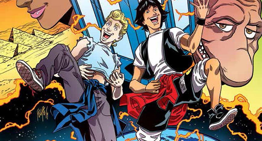 Is It Good? Bill & Ted's Most Triumphant Return #1 Review