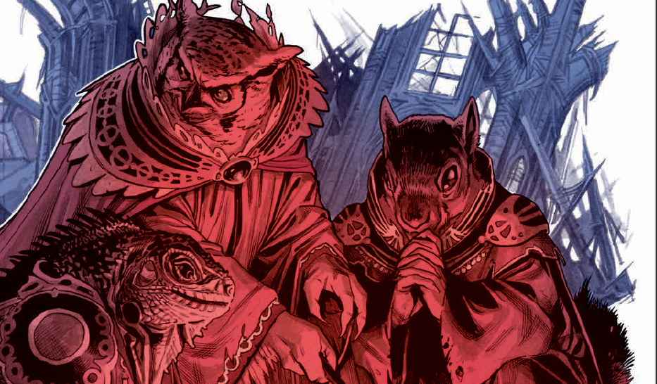 Is It Good? The Autumnlands: Tooth & Claw #5 Review