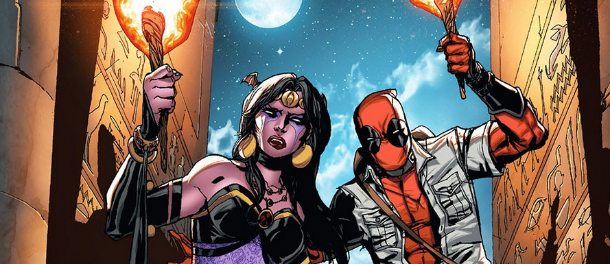 Is It Good? Deadpool #44 Review