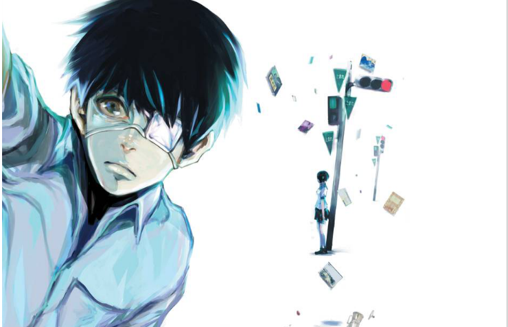 Tokyo Ghoul Volume 1 Review